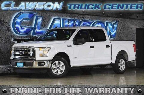 Pre-Owned 2016 Ford F-150 XLT RWD Crew Cab Pickup