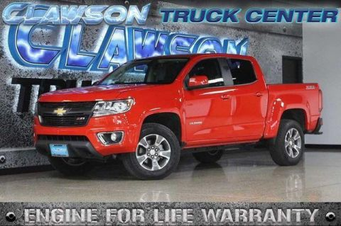 Pre-Owned 2015 Chevrolet Colorado 2WD Crew Cab 128.3 Z71 RWD Crew Cab Pickup