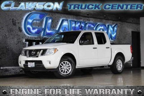 Pre-Owned 2014 Nissan Frontier 2WD Crew Cab SWB Auto SV RWD Crew Cab Pickup